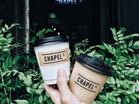 Newsletter #5: Chapel Street Cafe, Whatsaeb Boat Noodles and Secawan N Such.