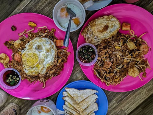 10 Noodles Places You can Drive-thru in Penang with DROP
