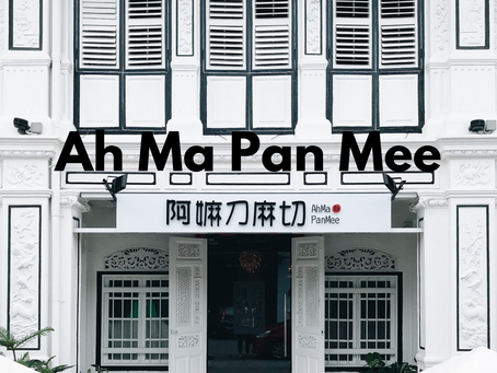 Ah Ma Pan Mee, Munchies Cafe and Lucky Bowl Noodle