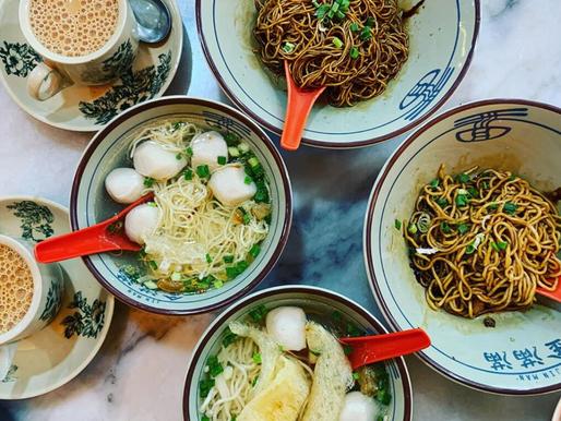 KL & Klang Valley restaurants you can dapao drive-thru with DROP
