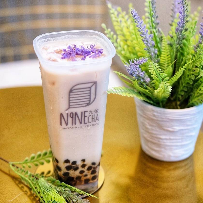 Lavender Tea @ Ninecha Penang