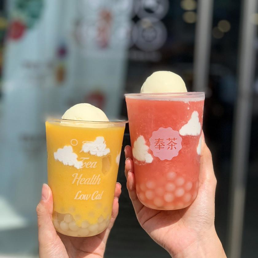 Feng Cha Ice Cream Nagore Street