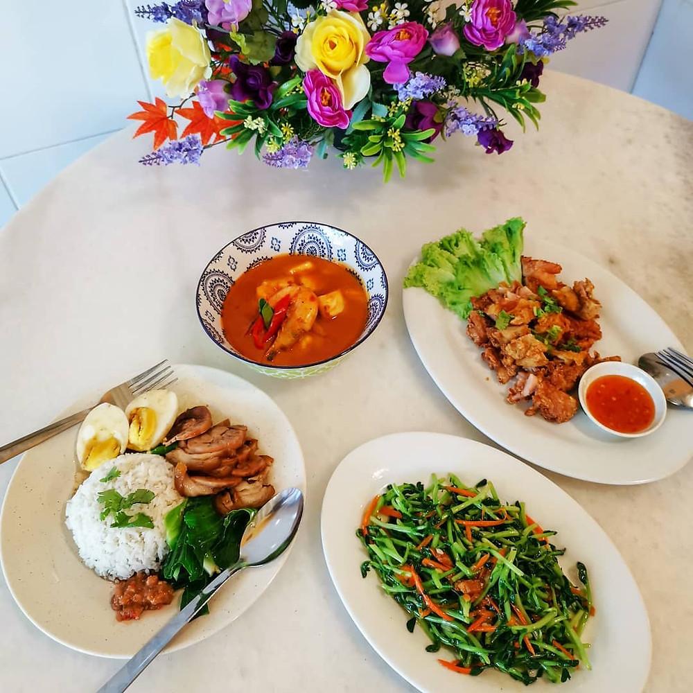 Thong Thai Fusion Penang Malaysia