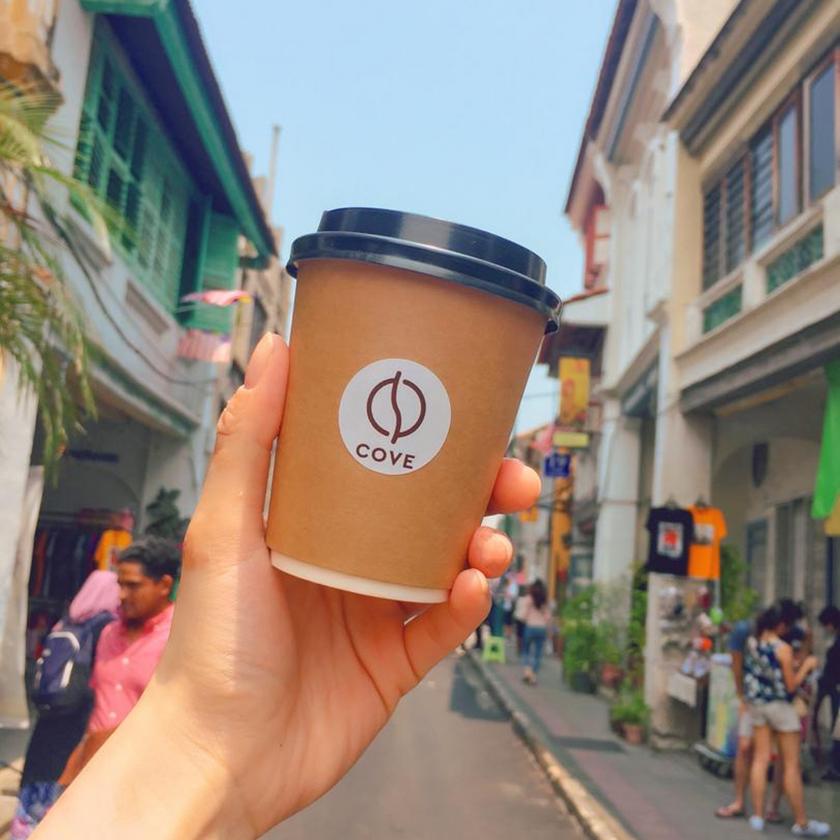 Armenian Street Cup Coffee