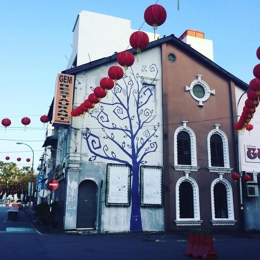 Gem Restaurant by Bishop Street