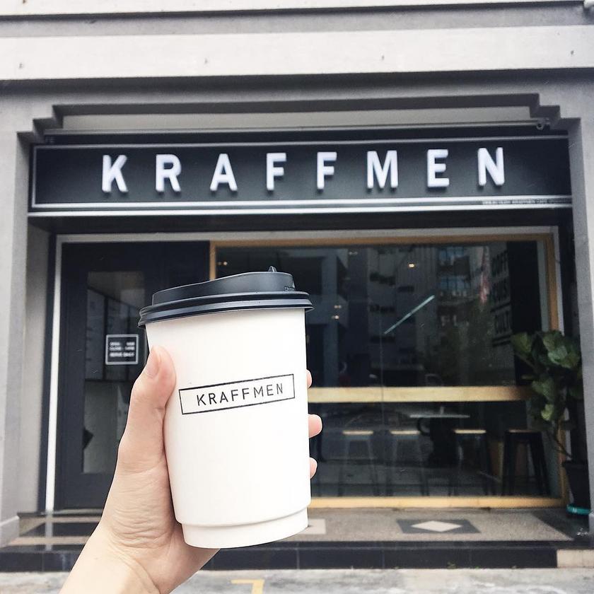 Coffee at Kraffmen Cafe