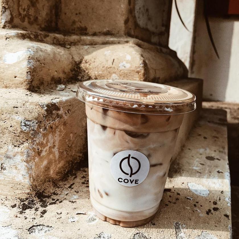 Ice Coffee @ Cove Coffee at Armenian Street