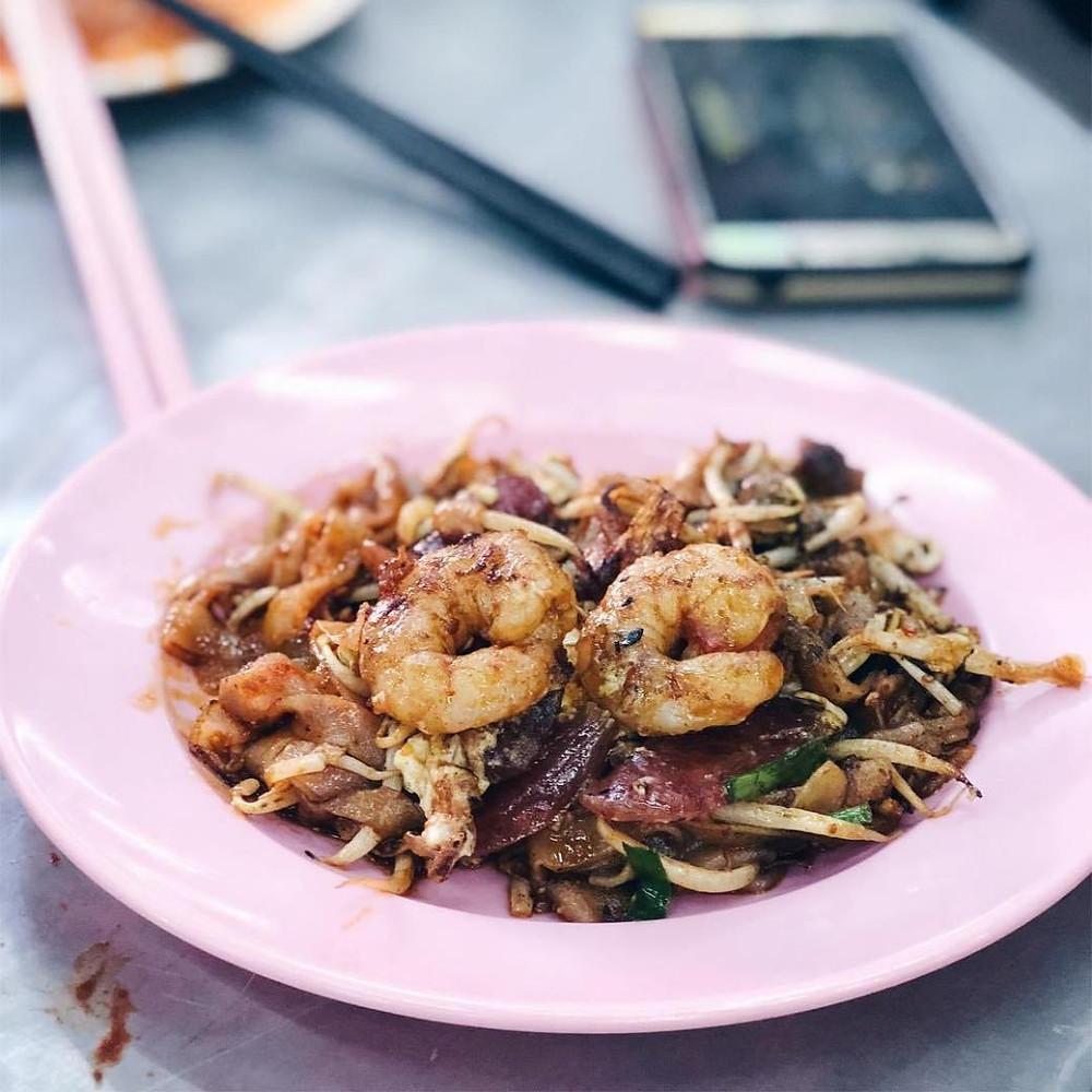 Cecil Market Char Kuey Teow
