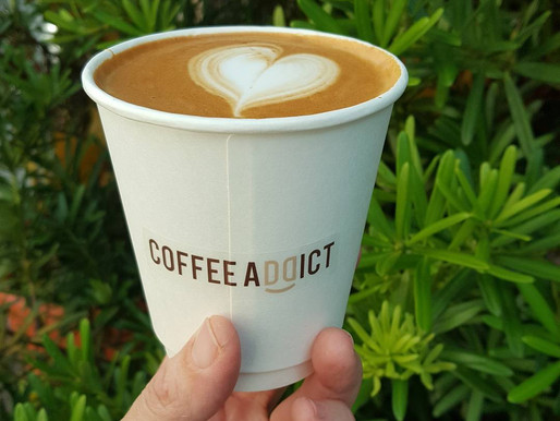 Newsletter: Avocadose, Coffee 45, Danish Briyani House & Coffee Addict
