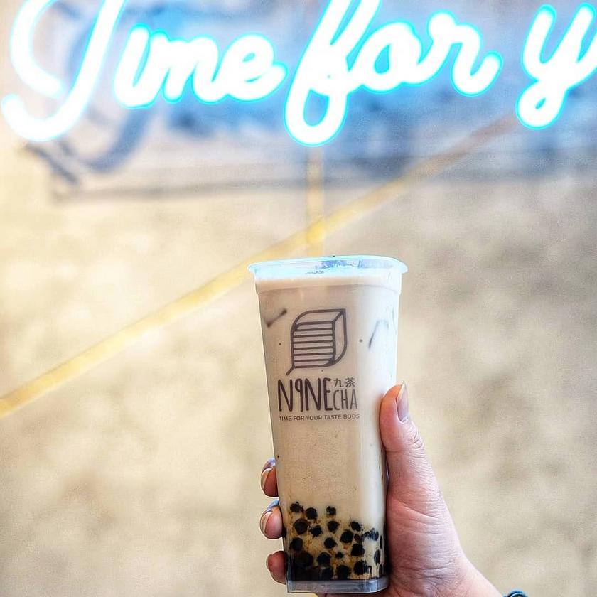Bubble Tea @ Ninecha Penang