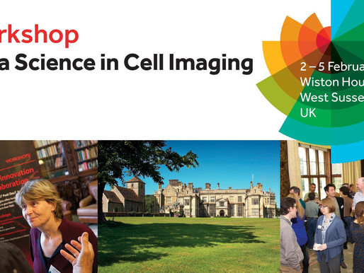 The Company of Biologists workshop on Data Science in Cell Imaging