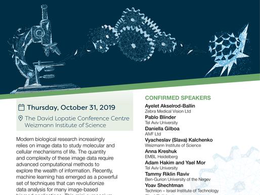 "Mini-Symposium on ""Demystifying machine learning for microscopy"""
