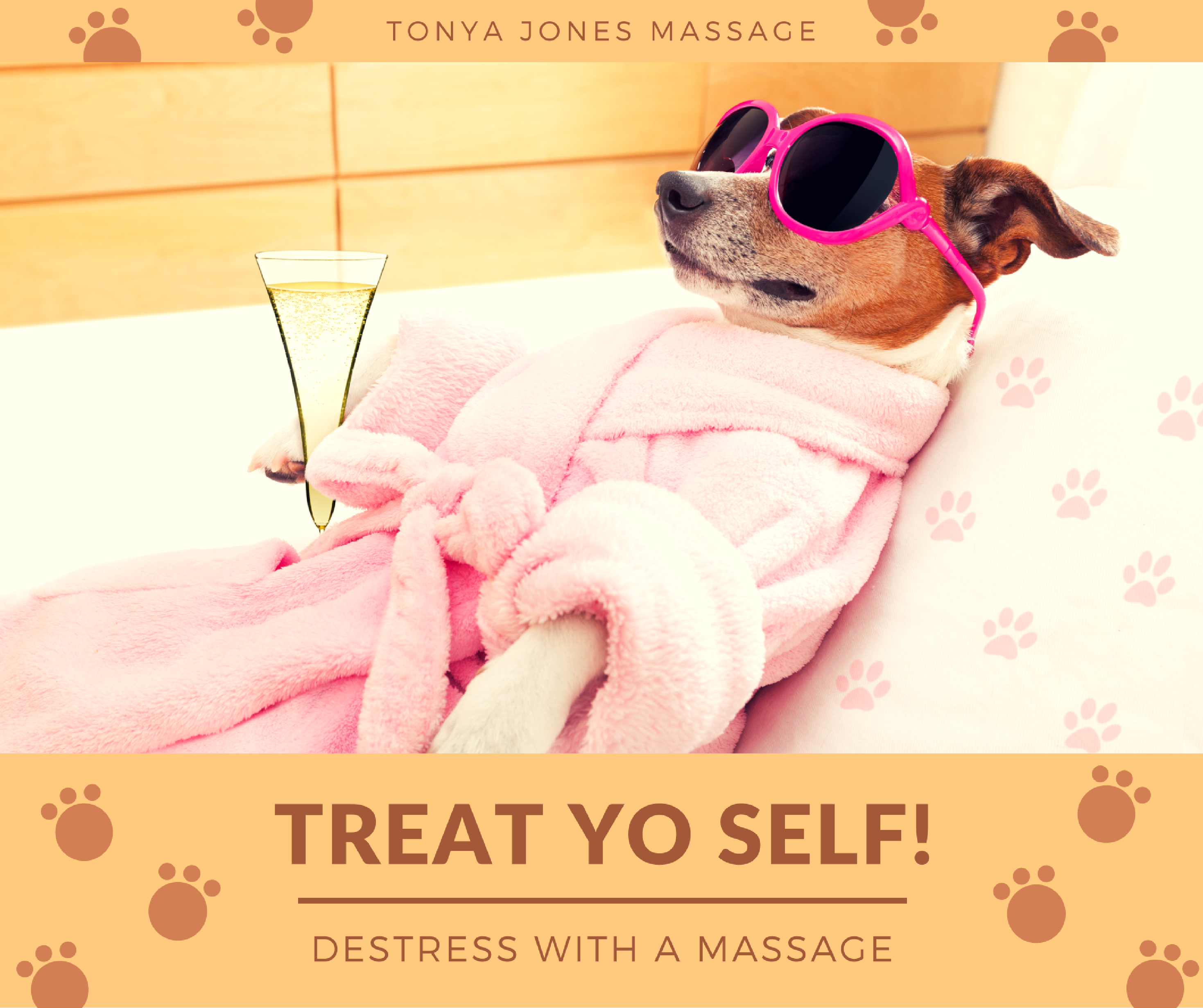 TOnya jones massage