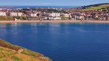 Port Erin beach, flats Isle of Man, apartments Isle of Man, accommodation Isle of Man