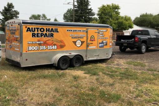 Auto Hail repair PDR CREW 2020-12-15 at