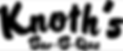 Knoth's Logo.png
