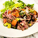 Yum Nuar Nam Tok (Grilled Waterfall Beef Salad)