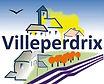 Logo Officiel de Villeperdrix 450x364px.