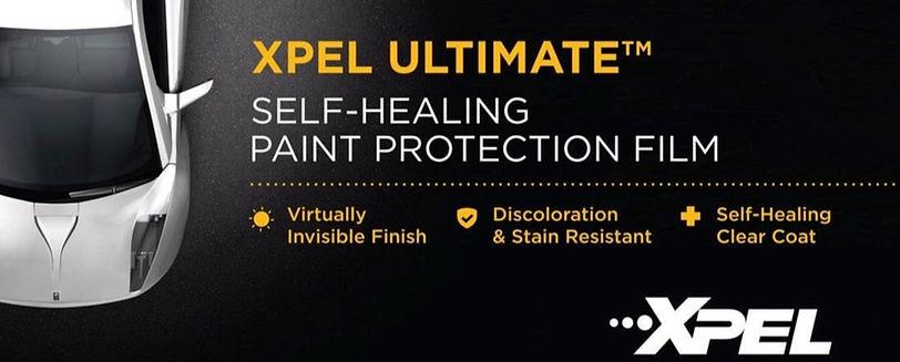 Xpel Clear Bra self healing ppf