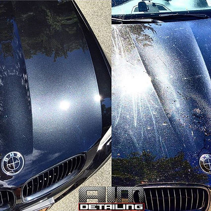-A fully corrected vehicle, when viewed in direct sunlight, the surface will be a mirror like finish,show the vehiclestrue reflections, no swirl marks, scratches or any types of defects!