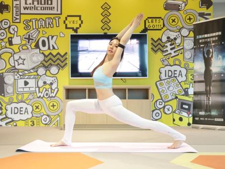 健身界Netflix 燃爆體感互動宅商機