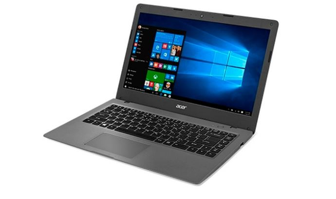Acer Aspire One Cloudbook Laptop N3050 - front - Ipex Shopping