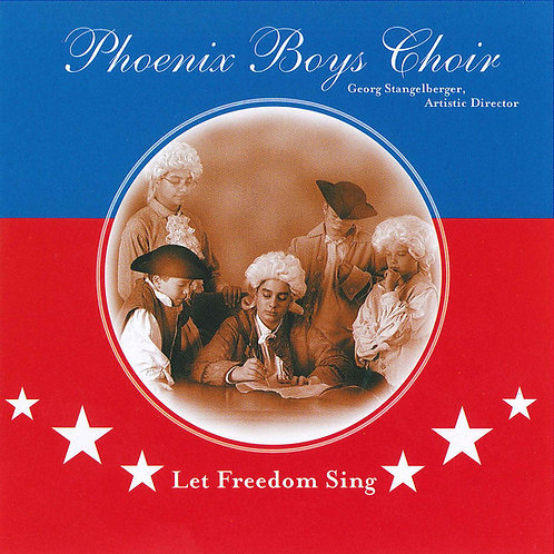 Let Freedom Sing CD