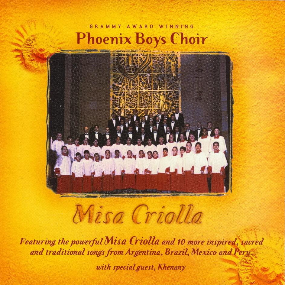 Misa Criolla CD