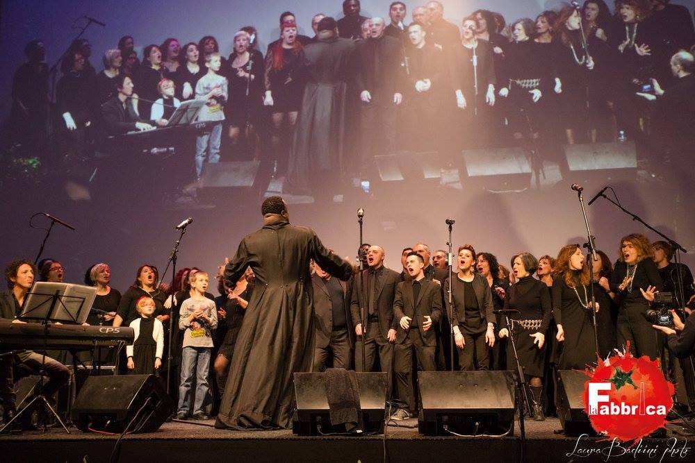 Ron Gospel Show, 15 dicembre