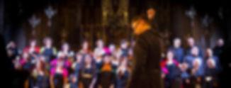 Spirit Gospel Choir in concert