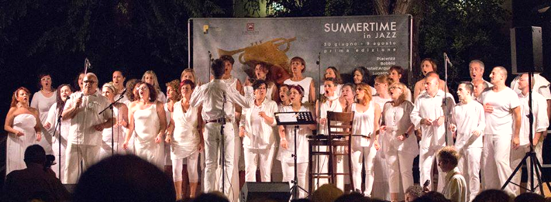 Summertime in Jazz, 5 agosto 2014