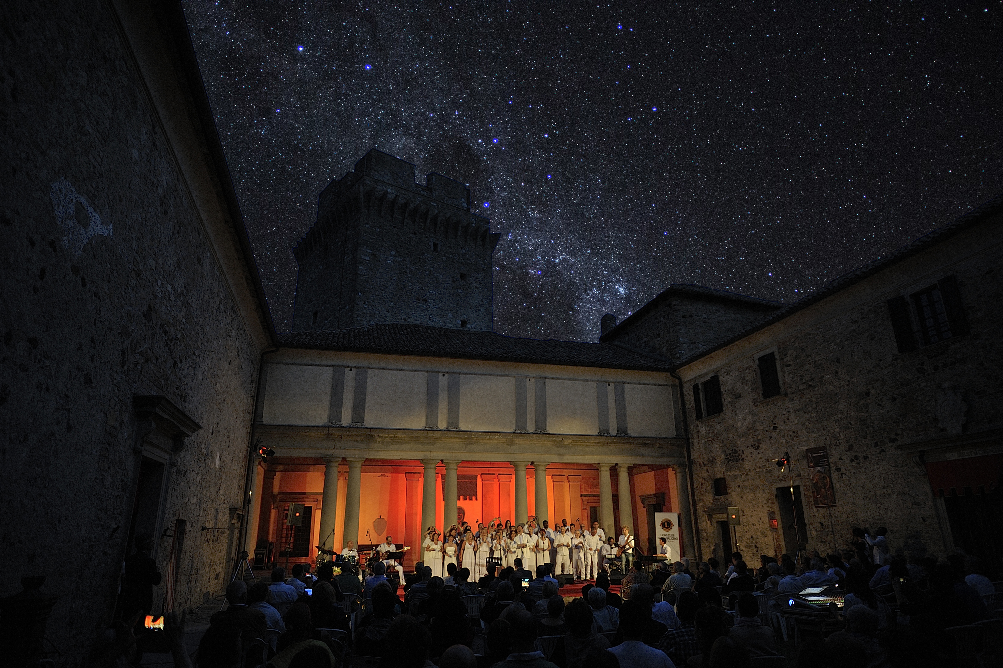 Castello di Bardi (PR), 2019