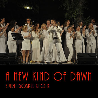 ICONA a new kind of dawn Spirit Gospel C