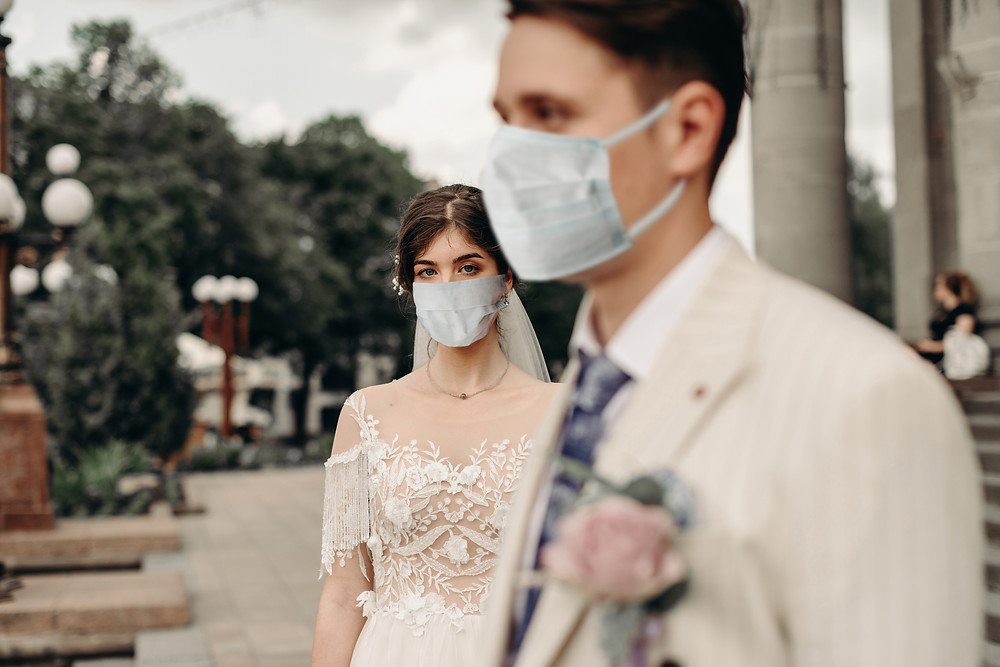 pandemic wedding 2020
