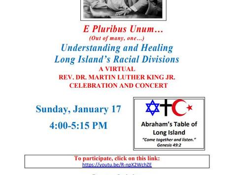 Understanding & Healing Long Island's Racial Divisions