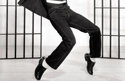 Male Tap Dancer
