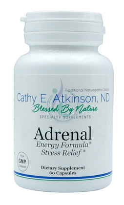 Adrenal  (Energy & Stress) 60s or 120s