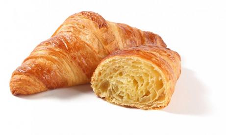 Croissant al Burro Vuoto