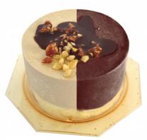 Tortino Nocciola e Cioccolato