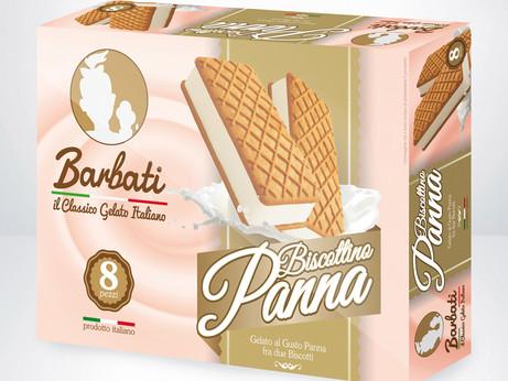 Biscotto Panna