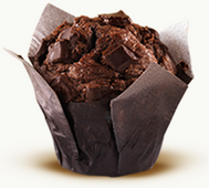 Muffin Cacao