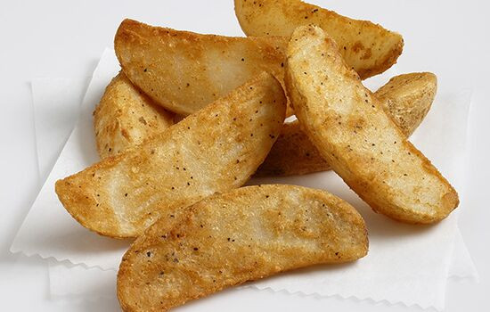 Patate Wedges Mediterranean
