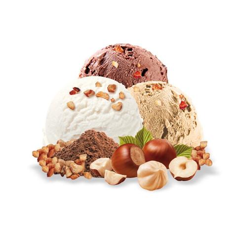 Fiordipanna, Nocciola, Cacao