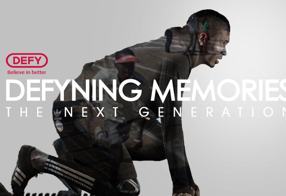 DEFYING MEMORIES