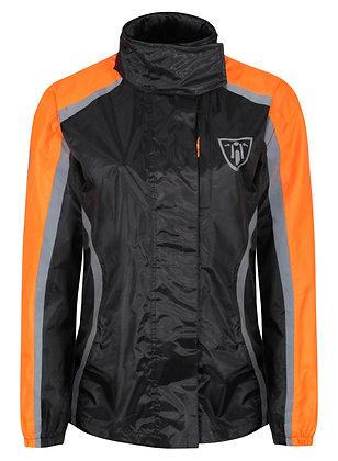 Moto Girl Waterproof Jacket