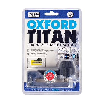 Oxford Titan