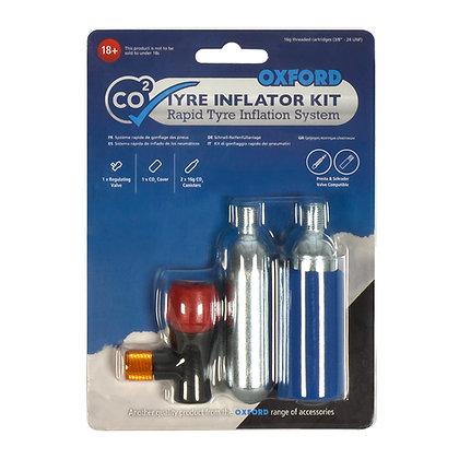 Oxford Tyre Inflator Kit