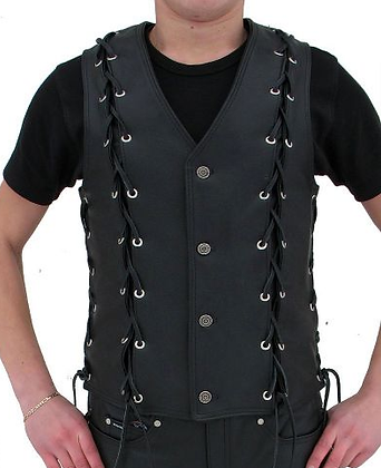 WIT Laced Waistcoat