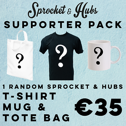 Sprocket & Hubs Supporter Pack
