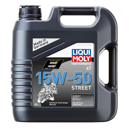 LiquiMoly 4T 5100 15W50 Technosynthese 4L